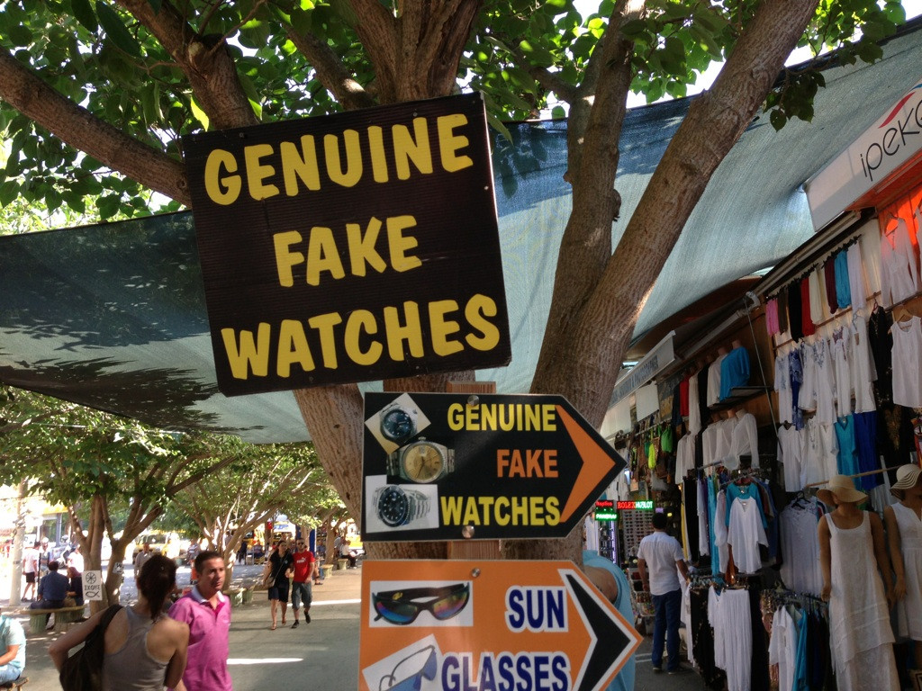 Genuine watches