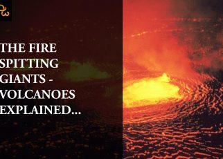 Volcanoes Explained