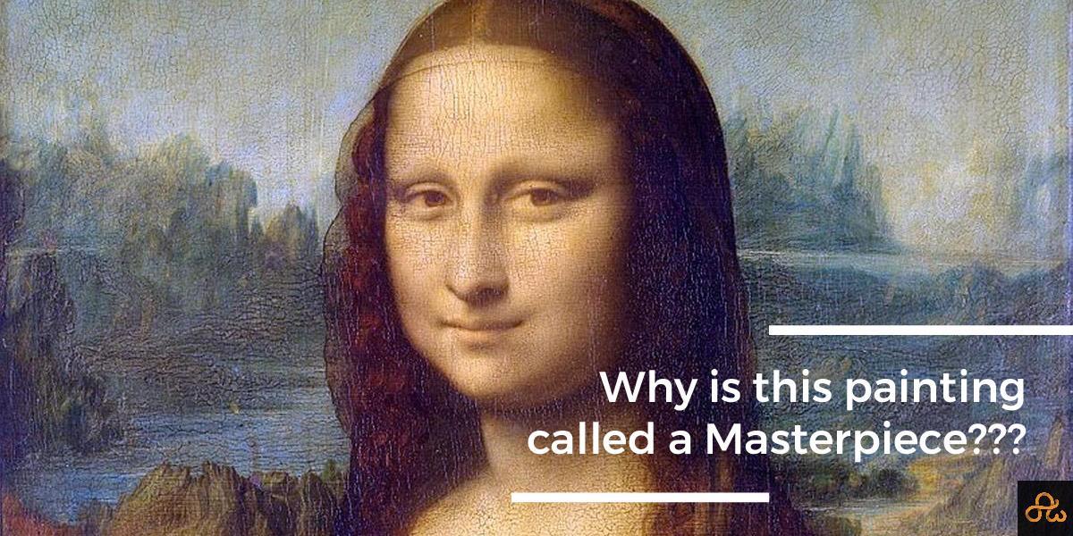 Monalisa - the painting